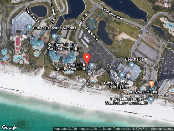 BEACHSIDE CONDO I , #4045, 4045 BEACHSIDE ONE DRIVE UNIT 4045, MIRAMAR BEACH 32550