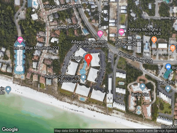 ADAGIO ON 30A BLDG E , #E103, 2421 CO HIGHWAY 30-A  W UNIT E103, SANTA ROSA BEACH 32459