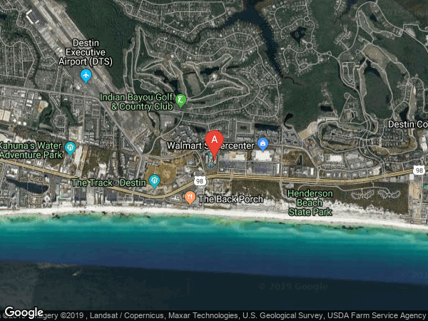 PALMS OF DESTIN EAST BLDG , #1509, 4203 INDIAN BAYOU TRAIL UNIT 1509, DESTIN 32541