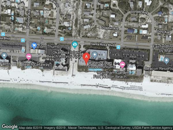 WATERS EDGE CONDO , #306, 590 SANTA ROSA BOULEVARD UNIT 306, FORT WALTON BEACH 32548