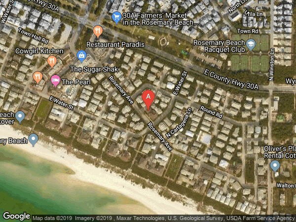 THE ORLEANS , #2B, 74 TOWN HALL ROAD UNIT 2B, ROSEMARY BEACH 32461