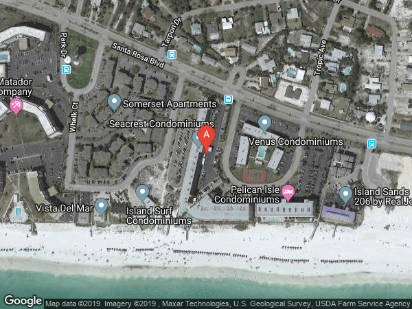 SEACREST CONDO , #207, 895 SANTA ROSA BOULEVARD UNIT 207, FORT WALTON BEACH 32548
