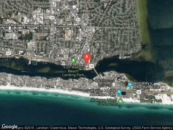 SAILWATCH LANDING CONDO , #A502, 187 BROOKS STREET SE UNIT A502, FORT WALTON BEACH 32548