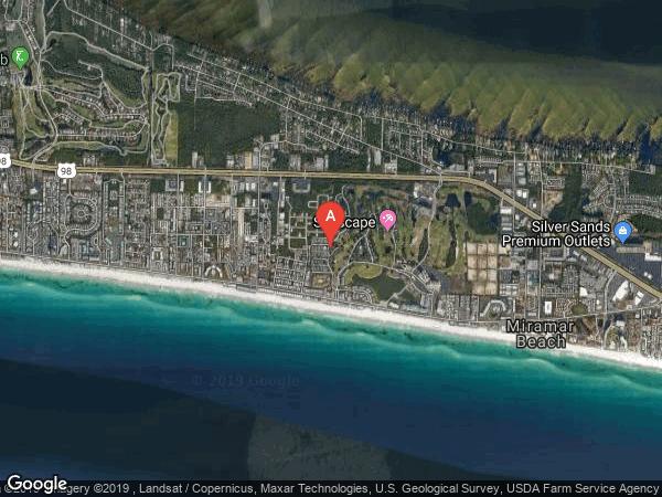 SEASCAPE GOLF COURSE VILLAS , #40D, 220 DRIFTWOOD BAY  N UNIT 40D, MIRAMAR BEACH 32550