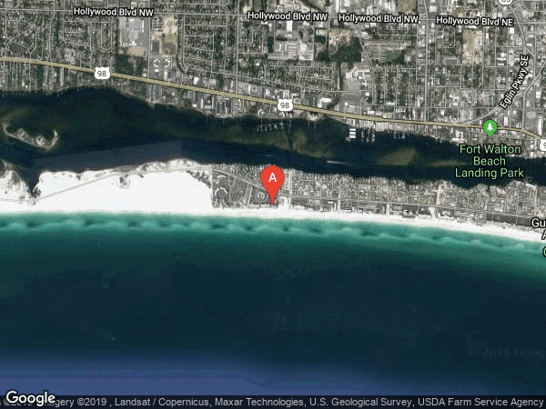BLU , #405, 858 SCALLOP COURT UNIT 405, FORT WALTON BEACH 32548
