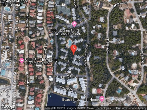 HIDDEN DUNES (BEACH VILLAS) , #48, 9815 US HIGHWAY  W UNIT 48, MIRAMAR BEACH 32550