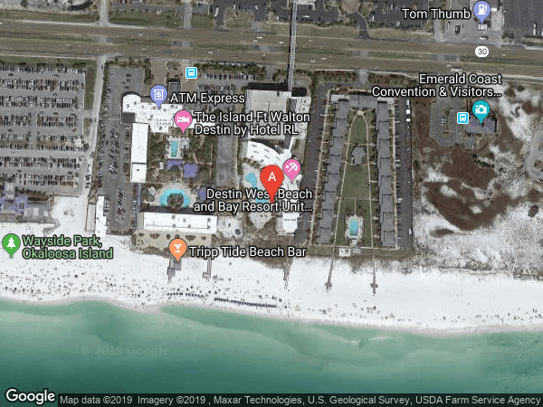 DESTIN WEST RESORT - GULFSIDE , #204, 1515 MIRACLE STRIP PARKWAY UNIT 204, FORT WALTON BEACH 32548