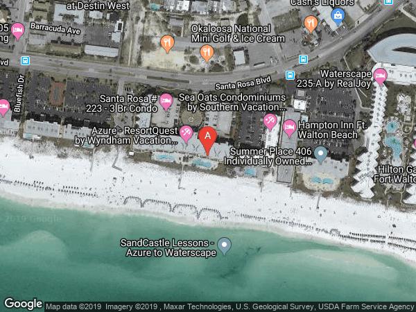 AZURE , #105, 1150 SANTA ROSA BOULEVARD UNIT 105, FORT WALTON BEACH 32548