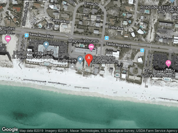BLUE DOLPHIN , #302, 466 ABALONE COURT UNIT 302, FORT WALTON BEACH 32548