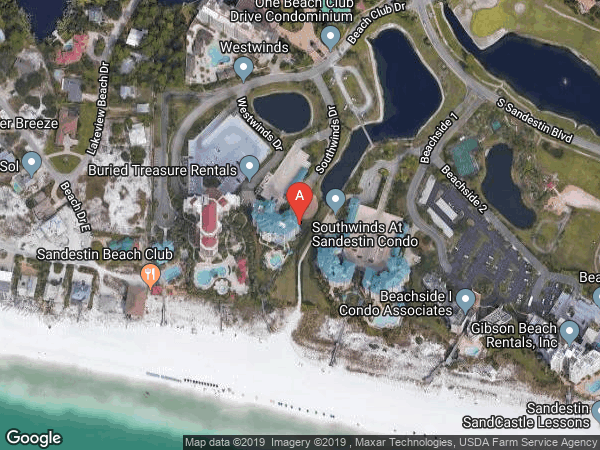 SOUTHWINDS III AT SANDESTIN , #4649, 4649 SOUTHWINDS DRIVE UNIT 4649, MIRAMAR BEACH 32550