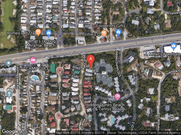CARIBE , 31 RUE CARIBE, MIRAMAR BEACH 32550
