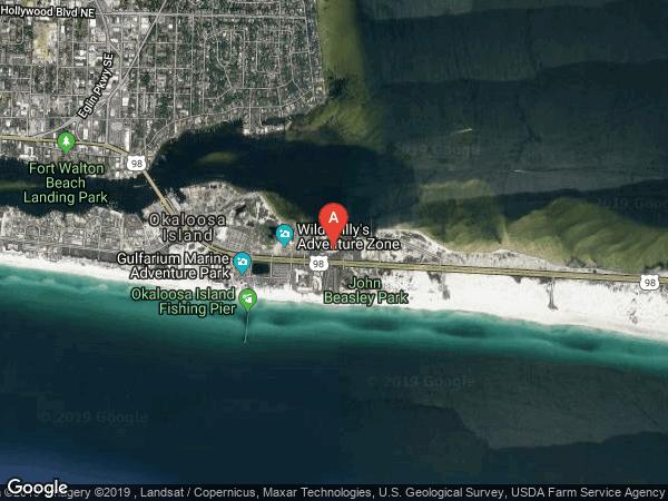 DESTIN WEST RESORT - PELICAN , #608, 1322 MIRACLE STRIP PARKWAY UNIT 608, FORT WALTON BEACH 32548