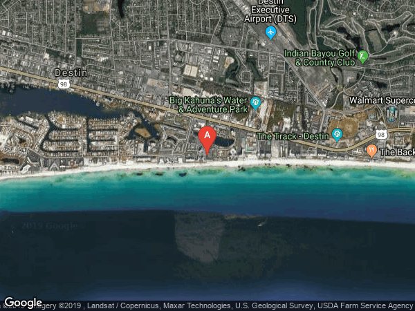 SOUTH BAY BY THE GULF , #124, 940 HIGHWAY 98  E UNIT 124, DESTIN 32541