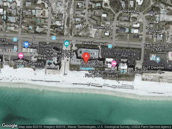 WATERS EDGE CONDO , #210, 590 SANTA ROSA BOULEVARD UNIT 210, FORT WALTON BEACH 32548