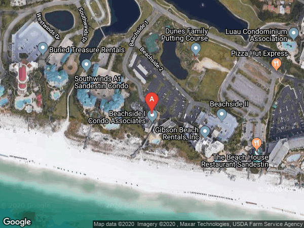 BEACHSIDE CONDO I , #4041, 4041 BEACHSIDE ONE DRIVE UNIT 4041, MIRAMAR BEACH 32550