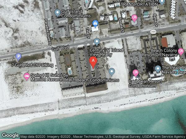 SUGAR BEACH TOWNHOMES , #F28, 8443 GULF BOULEVARD UNIT F28, NAVARRE 32566