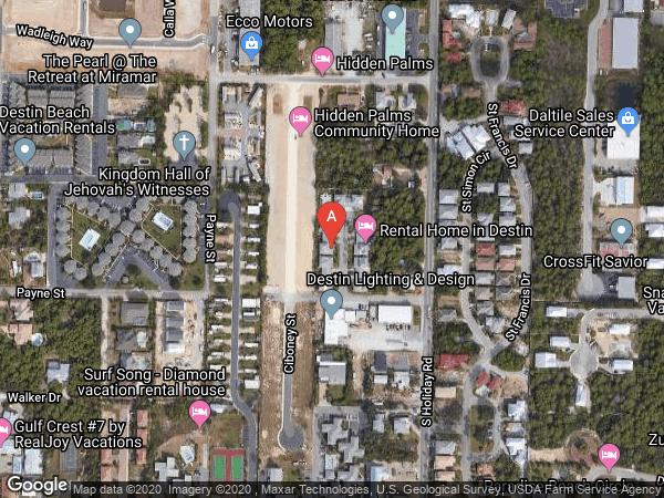 MIRAMAR PALMS , #3, 61 BATCHELORS BUTTON DRIVE UNIT 3, MIRAMAR BEACH 32550