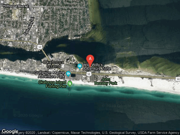 DESTIN WEST RESORT - HERON , #306, 1326 MIRACLE STRIP PARKWAY SE UNIT 306, FORT WALTON BEACH 32548