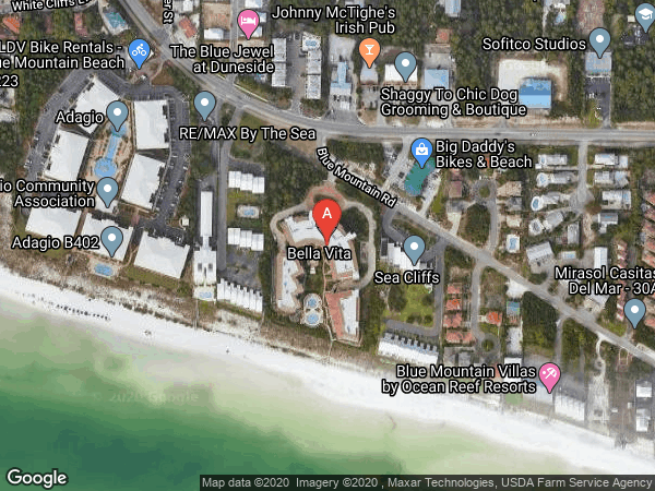 BELLA VITA , #B307, 56 BLUE MOUNTAIN ROAD UNIT B307, SANTA ROSA BEACH 32459