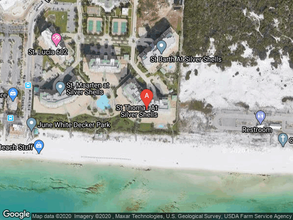 ST THOMAS AT SILVER SHELLS , #PH-4B, 15400 EMERALD COAST PARKWAY UNIT PH4B, DESTIN 32541