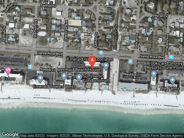 EMERALD ISLE , #306, 770 SUNDIAL COURT UNIT 306, FORT WALTON BEACH 32548