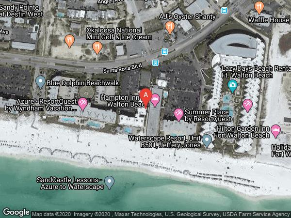SEA OATS CONDO (SIDE VIEW) , #408, 1114 SANTA ROSA BOULEVARD UNIT 408, FORT WALTON BEACH 32548