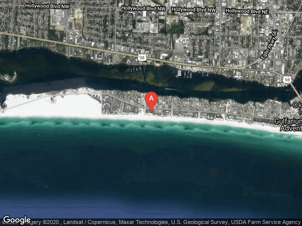 ISLANDER BEACH RESORT II , #5010, 790 SANTA ROSA BOULEVARD UNIT 5010, FORT WALTON BEACH 32548