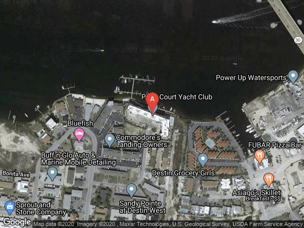 PALM COURT YACHT CLUB , #504, 321 BREAM AVENUE UNIT 504, FORT WALTON BEACH 32548