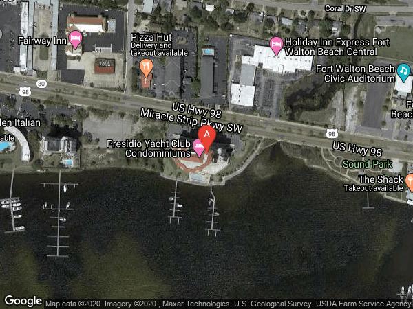 PRESIDIO YACHT CLUB , #1303, 124 MIRACLE STRIP PARKWAY SW UNIT 1303, FORT WALTON BEACH 32548