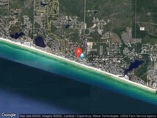 CABANA CONDO AT GULF PLACE , #104, 145 SPIRES LANE UNIT 104, SANTA ROSA BEACH 32459