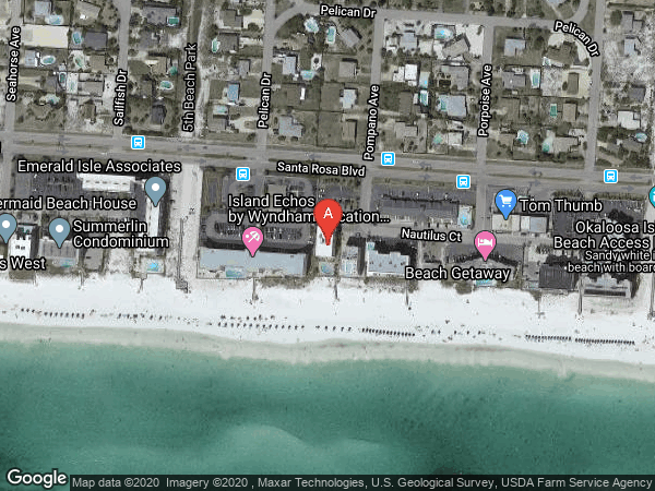 DUNE POINTE CONDO , #203, 670 SANTA ROSA BOULEVARD UNIT 203, FORT WALTON BEACH 32548