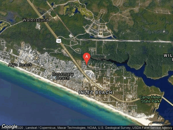 PRESERVE AT INLET BEACH , LOT 48 WILLOW MIST ROAD W, INLET BEACH 32461