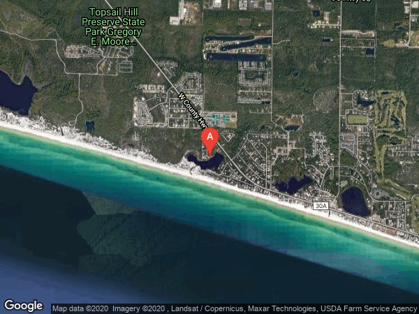 BEACH HIGHLANDS , 189 LOON LAKE DRIVE, SANTA ROSA BEACH 32459