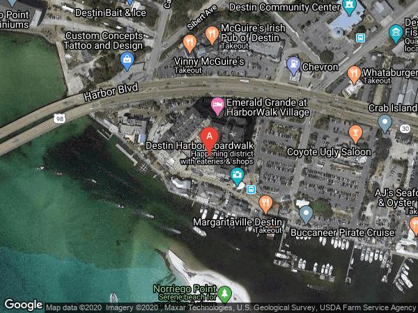 EMERALD GRANDE WEST CONDO , #W627, 10 HARBOR BOULEVARD UNIT W627, DESTIN 32541