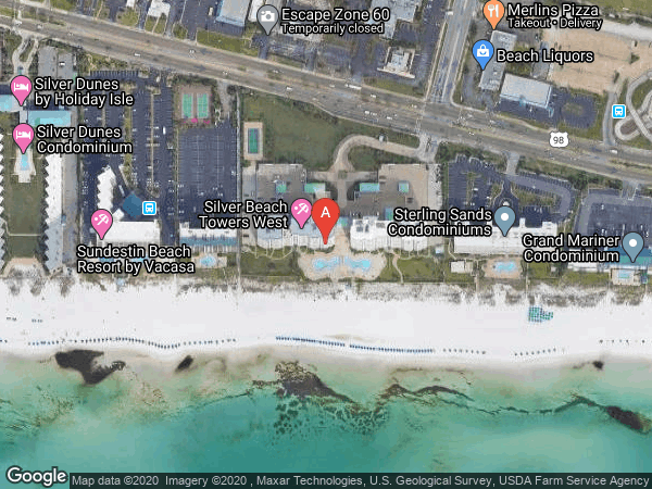 SILVER BEACH TOWERS WEST , #1002W, 1048 HWY 98  E UNIT 1002, DESTIN 32541