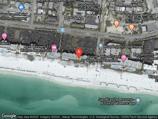 GULF DUNES (EAST BLDG) , #210, 376 SANTA ROSA BOULEVARD UNIT 210, FORT WALTON BEACH 32548