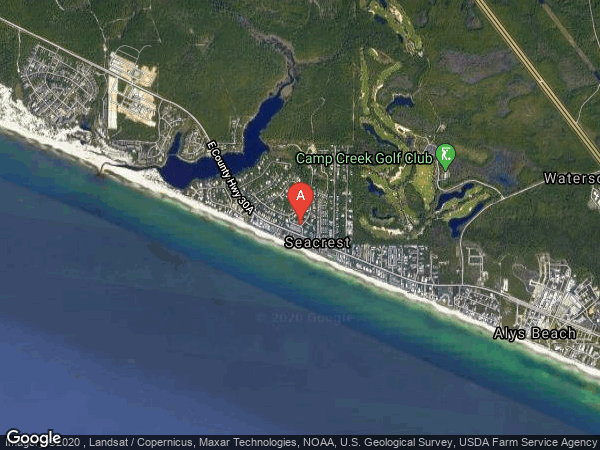 SEABREEZE SOUTH , #30A, 21 SEABEEZE BOULEVARD UNIT 30A, INLET BEACH 32461