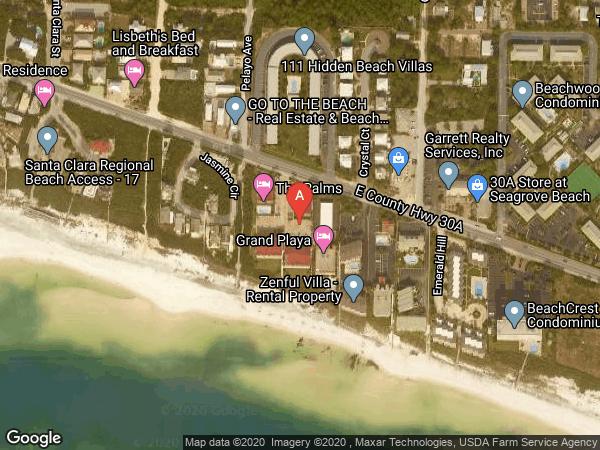 PALMS AT SEAGROVE - GULF VIEW , #D-9, 3604 CO HIGHWAY 30-A  E UNIT D-9, SANTA ROSA BEACH 32459