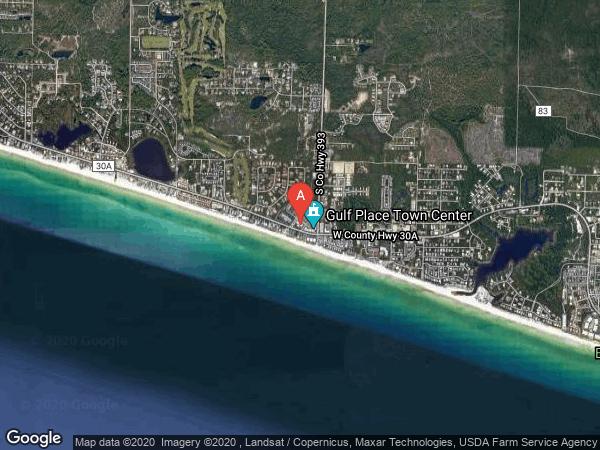 CABANA CONDO AT GULF PLACE , #109, 145 SPIRES LANE UNIT 109, SANTA ROSA BEACH 32459