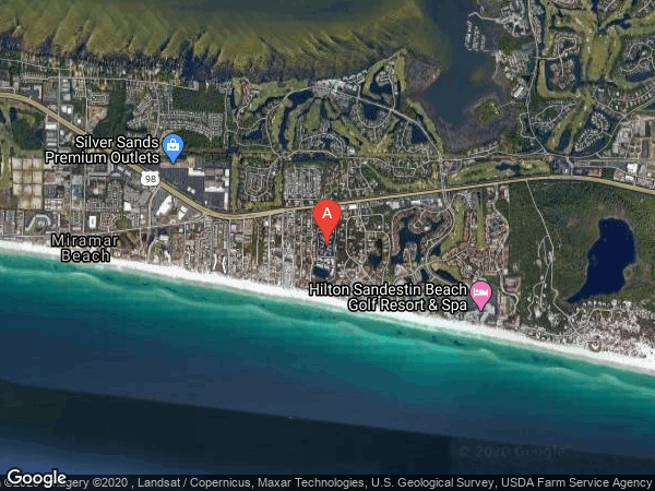 HIDDEN DUNES (BCH COTT II) , #201, 9815 US HIGHWAY 98  W UNIT 201, MIRAMAR BEACH 32550