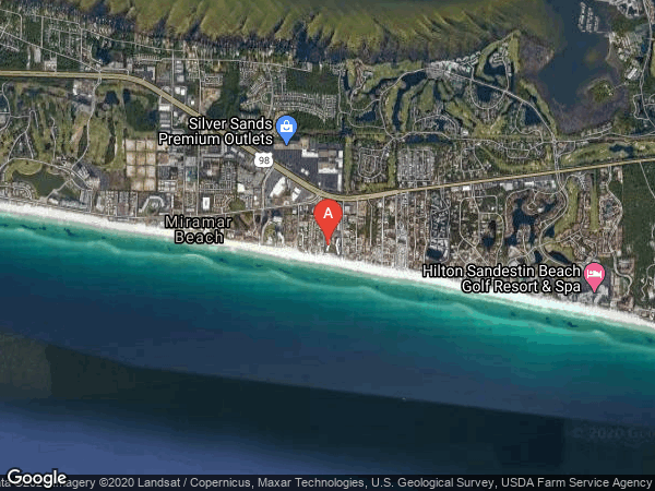 MAINSAIL CONDO PH V , #283 & 284, 114 MAINSAIL DRIVE UNIT 283 & 284, MIRAMAR BEACH 32550