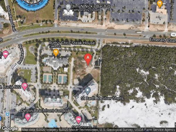 ST KITTS AT SILVER SHELLS , #1201, 15600 EMERALD COAST PARKWAY UNIT 1201, DESTIN 32541