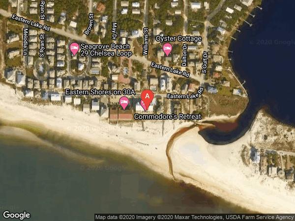 COMMODORES RETREAT LTD , #203, 561 EASTERN LAKE  E UNIT 203, SANTA ROSA BEACH 32459