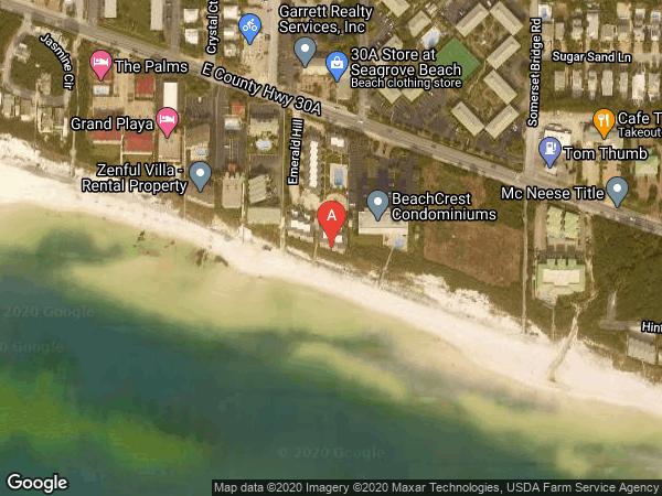 EMERALD HILL CONDO PH III , #20, 3722 CO HWY 30A  E UNIT 20, SANTA ROSA BEACH 32459