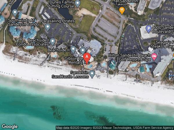 BEACHSIDE CONDO II , #325, 4325 BEACHSIDE 2 UNIT 325, DESTIN 32550