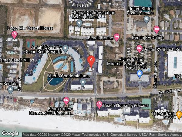 ALERIO CONDOMINIUM , #E301, 732 SCENIC GULF DRIVE UNIT E301, MIRAMAR BEACH 32550