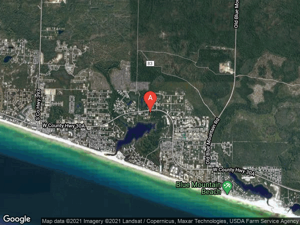 GULF HILLS EST , 3191 COUNTY HWY 30A  W, SANTA ROSA BEACH 32459