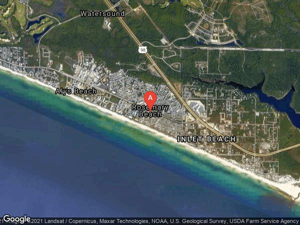 ROSEMARY BEACH PH 10 , 267 WATER STREET W, INLET BEACH 32461
