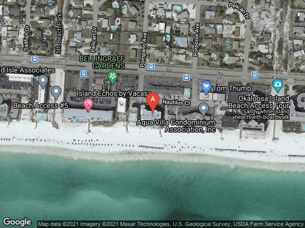 PALMS CONDO , #602, 670 NAUTILUS COURT UNIT 602, FORT WALTON BEACH 32548