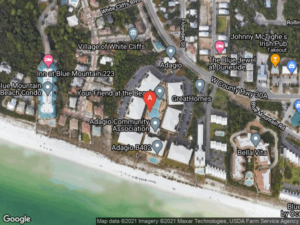 ADAGIO ON 30A BLDG G , #G301, 2421 CO HIGHWAY 30-A  W UNIT G301, SANTA ROSA BEACH 32459